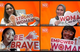 ShopeePay Talk Kiprah Sukses Para Perempuan Hebat di Bisnis dan Industri