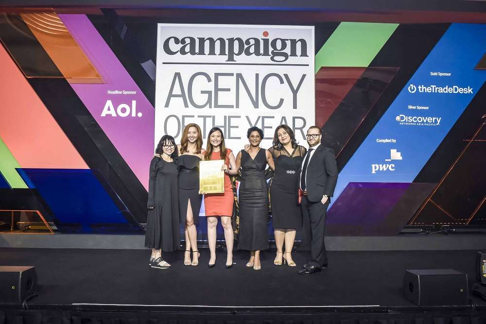 Ogilvy Indonesia Wins 2016 Indonesia Creative Agency of the Year at the Campaign Asia-Pacific Agency of the Year Awards
