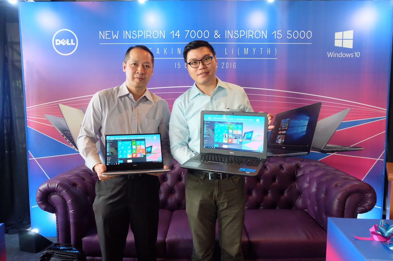Dell Luncurkan Sejumlah Produk yang Memukau