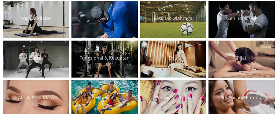 Aplikasi Fitnesia Cara Cepat Temukan Ribuan Olahraga, Salon dan Spa