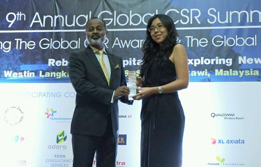 Top Companies Honoured At The 9th Annual Global CSR Summit & Awards and the Global Good Governance Awards 2017