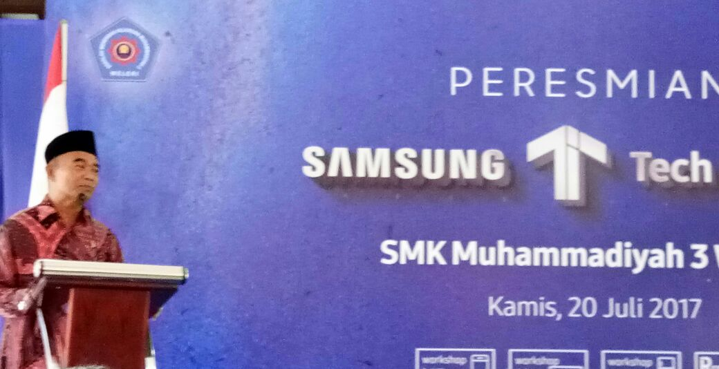 Inilah Foto-Foto Samsung Tech di Kendal