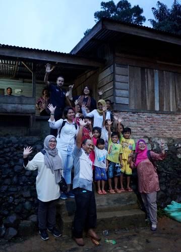 Foto-foto Kampung Terang Hemat Energi dari Philips yang Terangi 6 Dusun