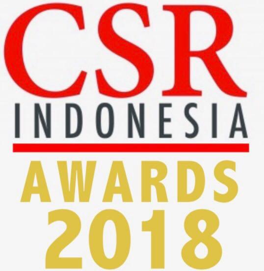 CSR INDONESIA GELAR CSR AWARDS 2018