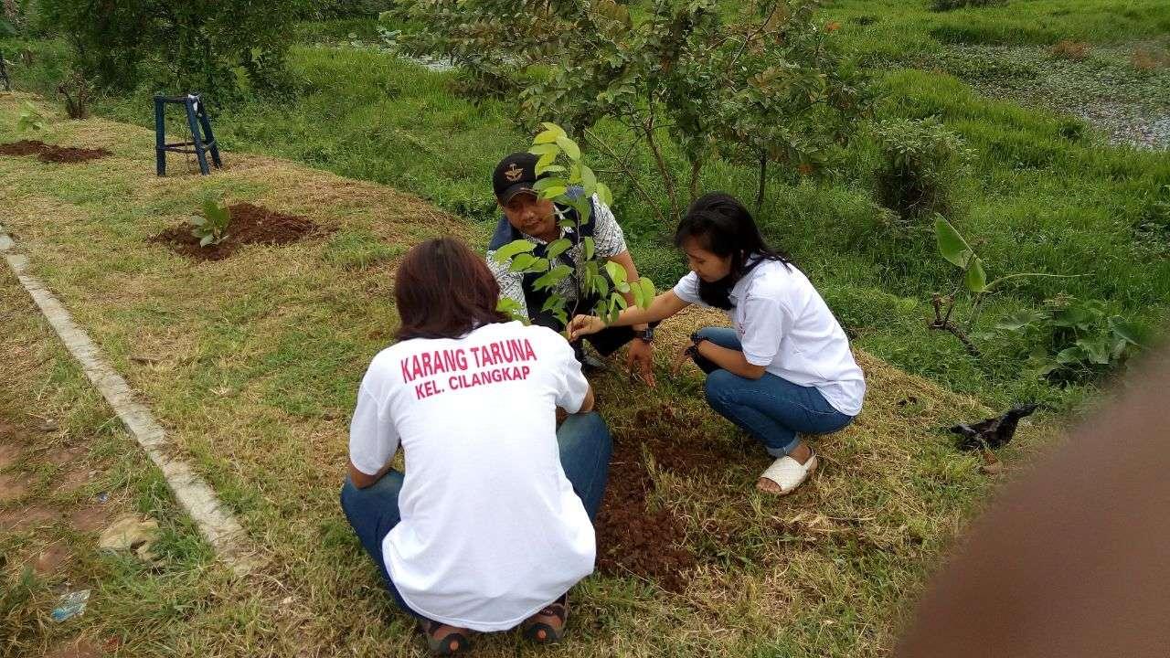 Rangkul Sumberdaya Lokal,  GMC Sukses Selesaikan Agenda Penanaman Pohon