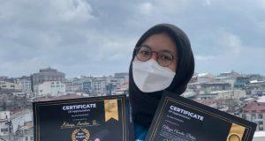 Athaya Aurelia Bilqis Siswi SMAN 81 Jakarta/ist